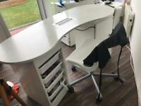 Nail desk/table