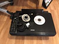 EPSON STYLUS SX515W - all in one printer, scanner, copier