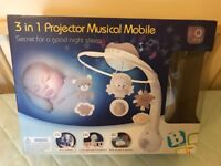 Projector Musicale Mobile