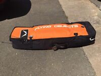 Cabrinha 2015 Swichblade Kite Surfer. Complete set up new..only used once