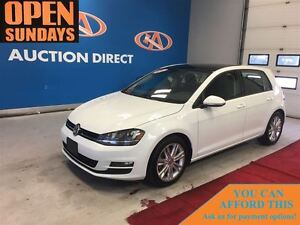 2015 Volkswagen Golf 2.0 TDI HIGHLINE! DIESEL! FINANCE NOW!