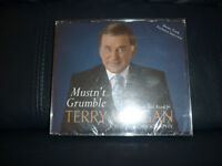 """Terry Wogan The Autobiography """"Mustn't grumble"""""""