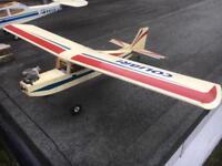 Colibri Nitro Rc Plane.