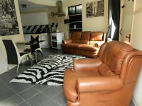 fully furnished two bedroom bungalow with private garden to rent near leeds University