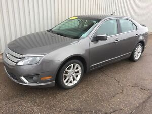 2012 Ford Fusion SEL SEL EDITION WITH FACTORY WARRANTY, GREAT...