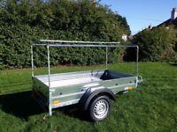 New trailer box 6x4