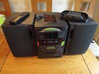 Sanyo DC-MS5 Micro CD Hi Fi System