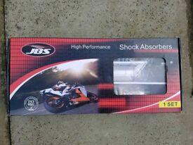 JBS high performance shock absorbers