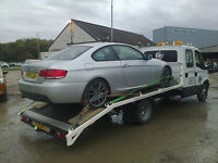 "Car Transport / Recovery/ Repairs "" Badgers 4x4 Ltd "" North Devon based."