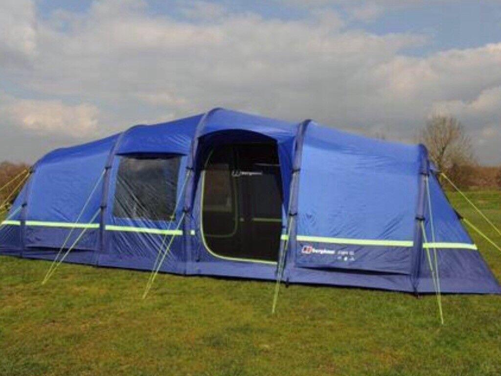 88d097d063 Berghaus air 6 man Tent