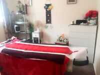 A traditional Thai massage helps to relieve stress and promotes an overall feeling of relaxation
