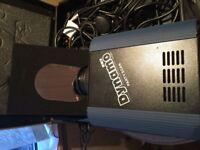DJ Lights & DMX controller