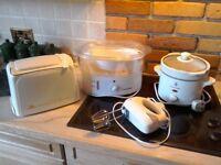 4 Kitchen appliances