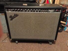Fender Frontman 212R guitar amp.