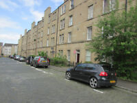 Gorgie, Unfurnished but carpeted flat recently upgraded, redecorated and new flooring