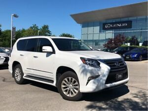 2016 Lexus GX 460 LEATHER/ROOF/NAVIGATION/LOW KMS!