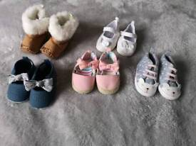 Shoes 9-12 months baby girl