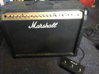 Marshall Valvestate VS265 Guitar Amp Combo + Footswitch (For Parts or Repair) £50 Open to Offers