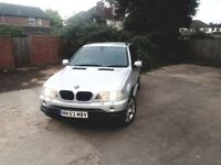 Bmw X5, Automatic, 3.0 Diesel, Full service history from BMW dealer