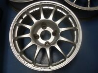 "Ford/ Peugeot/ Citroen fit Alloy wheels 16""/17"""