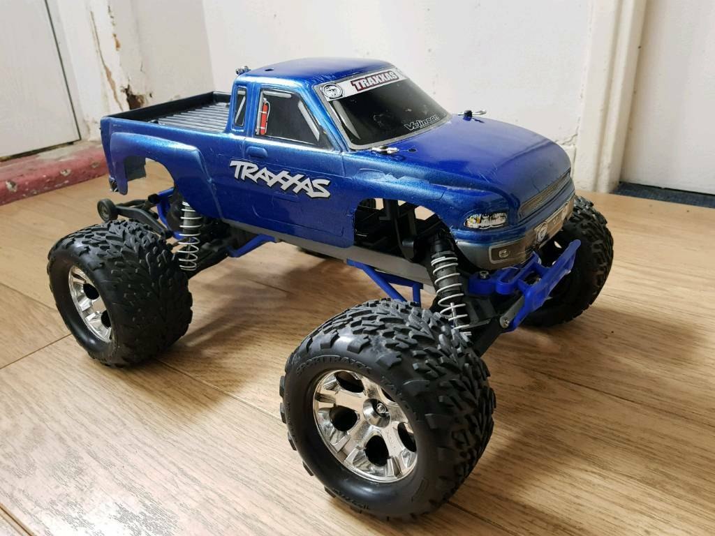 Traxxas Stampede Brushless Truck Lipo Upgrades Rc Car