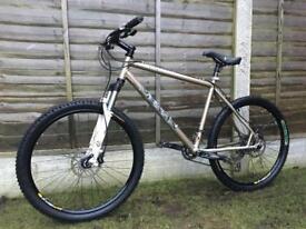 Merlin Malt 2 hardtail Enduro/mountain Bike, LIKE NEW, HIGH SPEC, SLX