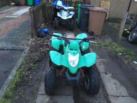 Quads for sale.. kymco 150 & apatche 100 (w/reverse)