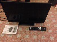 Brand New 24 inch TV DVD