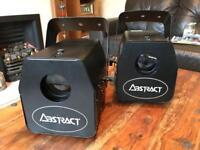 Dj lights - Abstract Twister 4HP