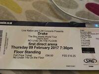 Drake The Boy Meets World Tour - Leeds First Direct Arena
