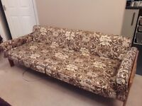 Vintage 70s Habitat 3-4 Seater Sofa and Chair