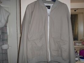 LIGHTWEIGHT JACKET FROM RIVER ISLAND **PRICE REDUCED**