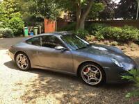 LHD Porsche 997 C2S