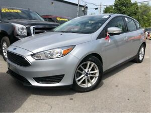 2015 Ford Focus SE LOADED BACKUP CAMERA HEATED FRONT SEATS