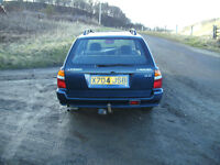 MITSUBISHI LANCER ESTATE GLXI BLUE - SPARES OR REPAIRS