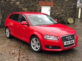 2009 Audi A3 1.9 TDI e Sport Sportback | Manual | Diesel | 5 Doors