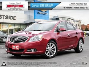 2012 Buick Verano Base  - Low Mileage