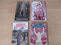 Various graphic novels for sale Vertigo IDW Image comics excellent condition like new