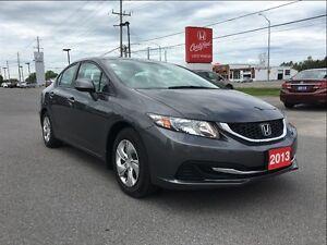 2013 Honda Civic Sedan LX 5AT