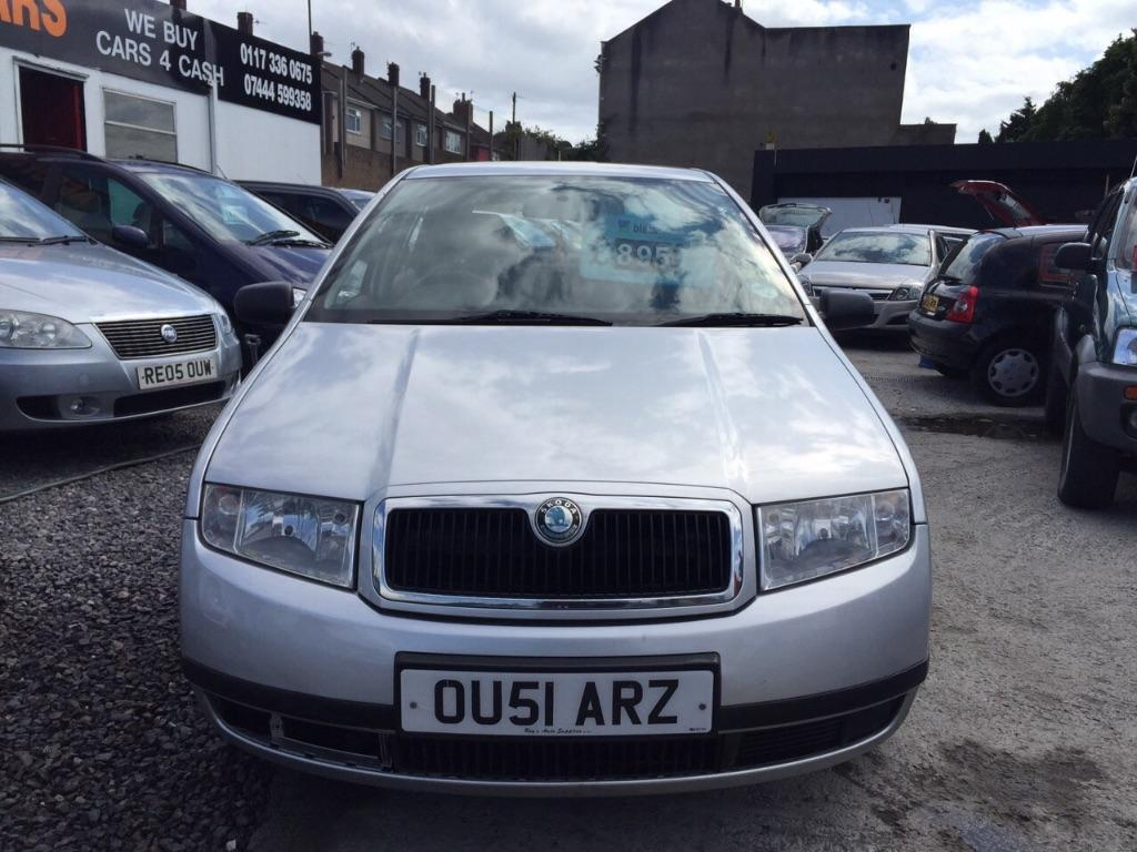 51 skoda fabia 1 9 classic sdi desel 5 door hatchback in bedminster bristol gumtree. Black Bedroom Furniture Sets. Home Design Ideas