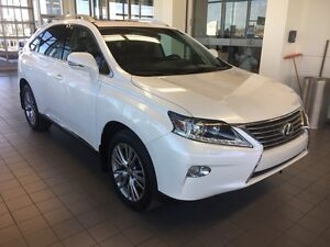 Local One Owner Trade 2013 RX 350 Touring:Remote Start & Rear D