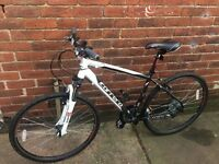 Carrera crossfire mountain bike like new