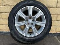 Range Rover Evoque 18 Inch Alloy Wheel With Pirelli Scorpion Tyre