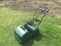 Atco Balmoral 17s petrol lawnmower mower