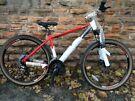 NEW 2019 Claud Butler Haste 2.0 Mountain Bike in Red/Grey RRP £399