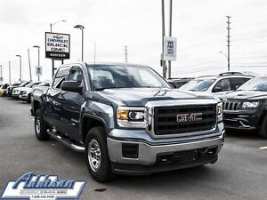 2014 GMC Sierra 1500 Crew cab 4x4 One owner, accident free