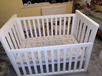 Boori Cotbed and Changing table