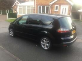 Ford S Max, Zetec. tdci, 7 seater, diesel, mpv, 1997cc engine, mot until July 2018, great runner