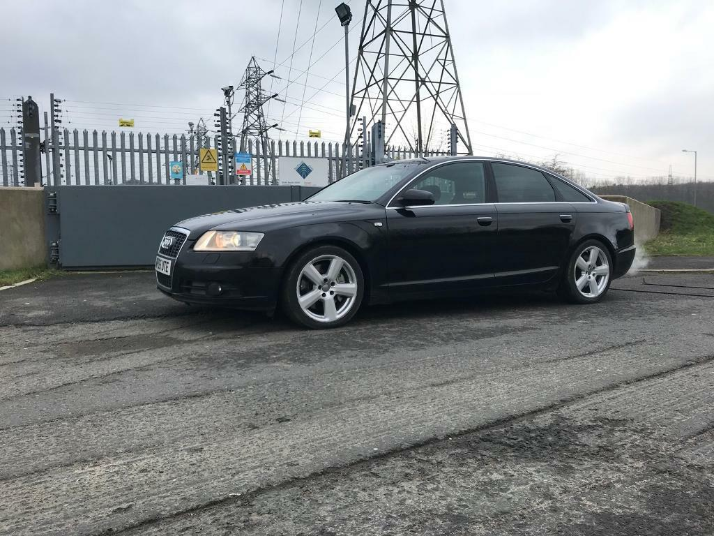 Audi A6 sline Quattro auto may px for a 4x4 pickup
