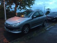 Car for spares and repairs